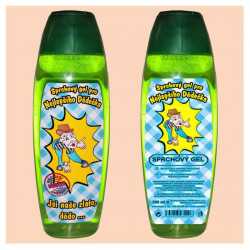 Sprchový gel pro dědečka