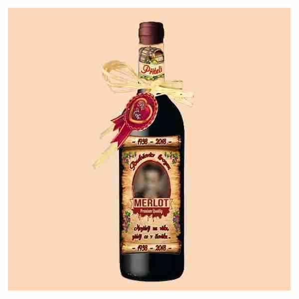 Víno pro konkrétní osobu