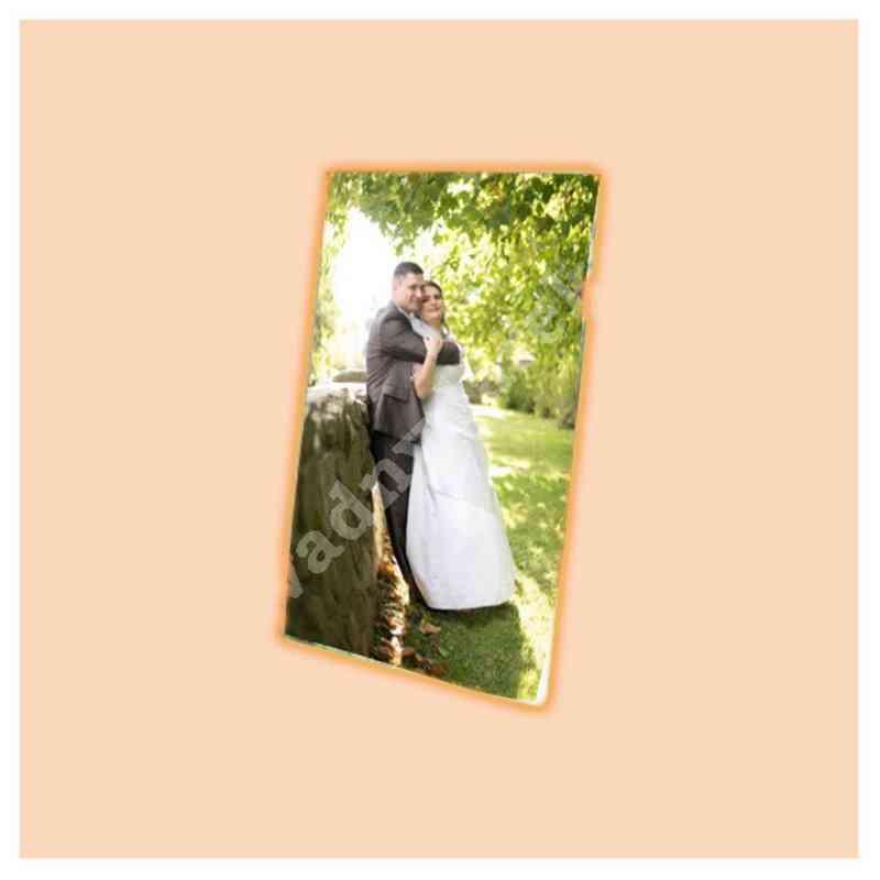 Fotorámek, fotorámeček, 15x20 skleněný s potiskem, s fotografií
