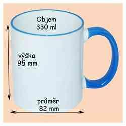 Modrý lem a ucho, 330 ml